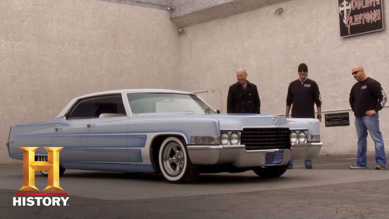 Counting Cars Scheming For A 1969 Cadillac History Youtube