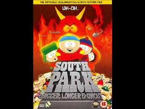 South Park Songs from Bigger, Longer, & Uncut.