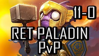 THEY JUST FELL APART!!!    7.3.5 RET PALADIN PvP   WoW Legion