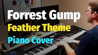 Forrest Gump Soundtrack (Feather Theme) - Piano Cover