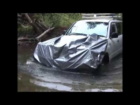 DEEP WATER CROSSINGS !!!  4wd 4x4 offroad