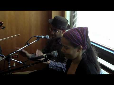 Carolina Chocolate Drops on WTJU Folk's Walk Right In