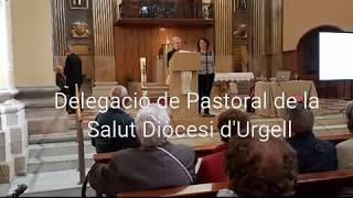 Montserrat Esquerda a la Pasqua del Malalt Urgell