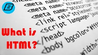 Tech Tips - WHAT Is HTML? What does HTML do? (HTML EXPLAINED!!) Mp3