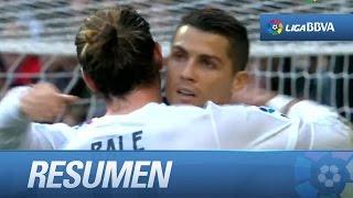 Resumen de Real Madrid (4-1) Getafe CF