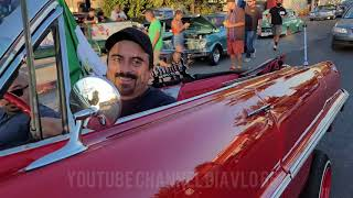 Lowriders Celebrating Mexican Independence Day