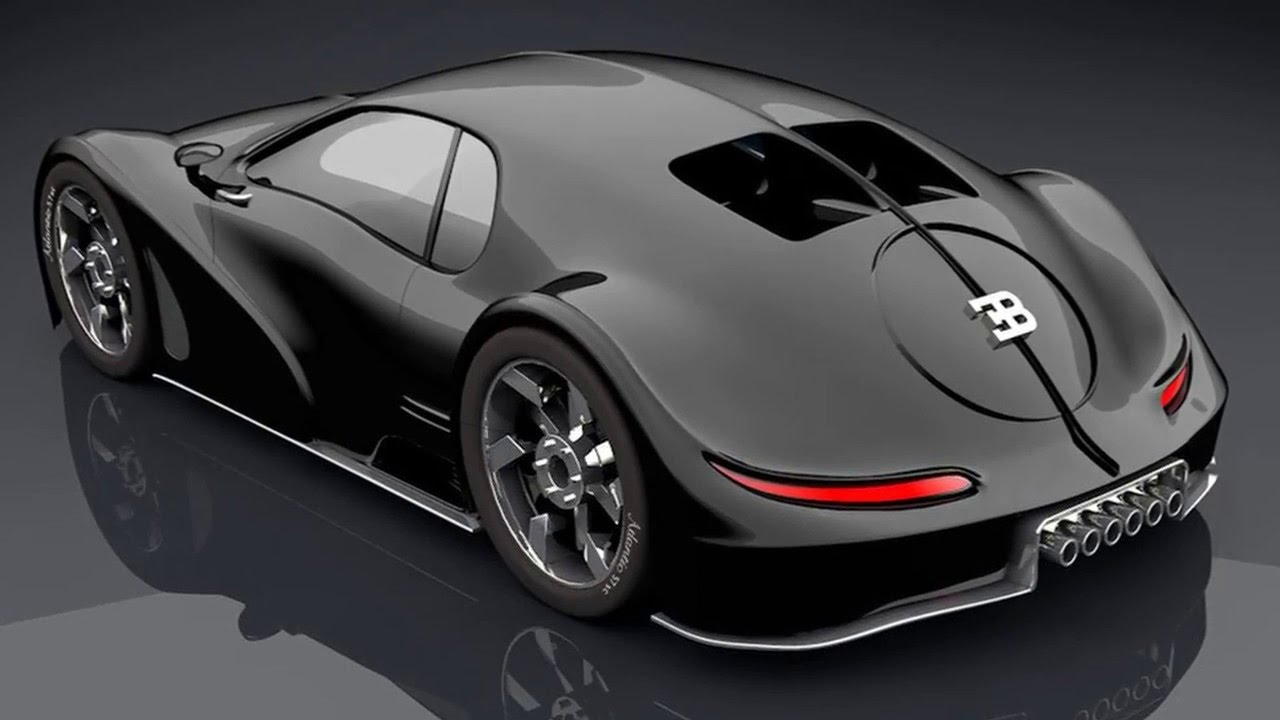 bugatti all concept cars 2017