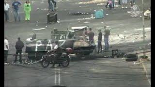 """Venezuela, """"bajo ataque militar"""""""