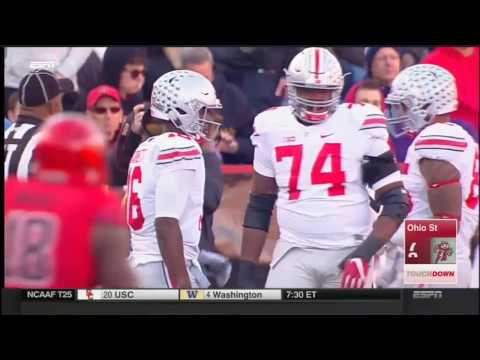 Ohio State Buckeyes at Maryland Terrapins in 30 Minutes - 11/12/16