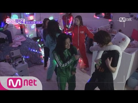 [TWICE Private Life] TWICE having explosive dance time at Dorm EP.01 20160301