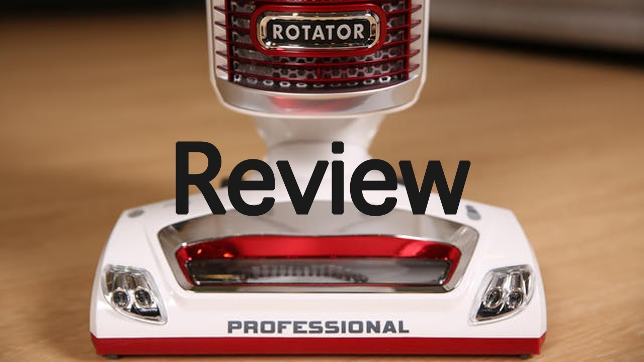 Shark Rotator Pro Lift-Away Review and Test - YouTube