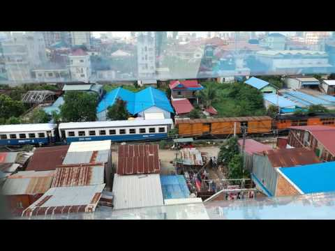 Royal Railway in Phnom Penh