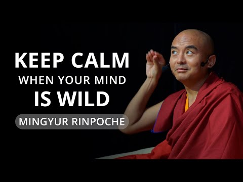 Keep Calm When Your Mind is Wild