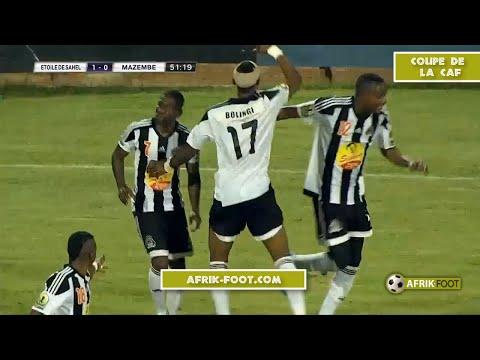 ES Sahel vs TP Mazembe (1-1) - Coupe de la CAF