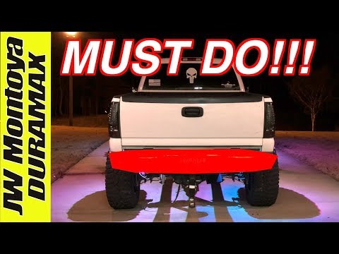 Every Truck Needs This BUMPER MOD!!!