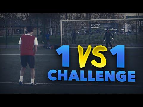 1 VS 1 CHALLENGE!!!