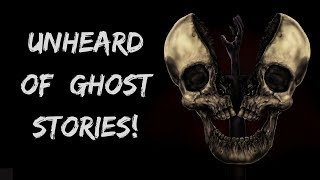 4 Scary Ghost Stories! (Glowing Eye Ghost, Hospital, Evil Spirits)