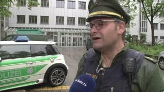 Amok-Alarm: Ehemaliger Schüler schockt Berufsschule in München