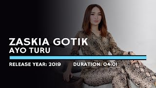 Download lagu Zaskia Gotik - Ayo Turu (Lyric)