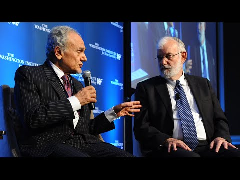 A Conversation with Prince Turki al-Faisal and Maj. Gen. (Re
