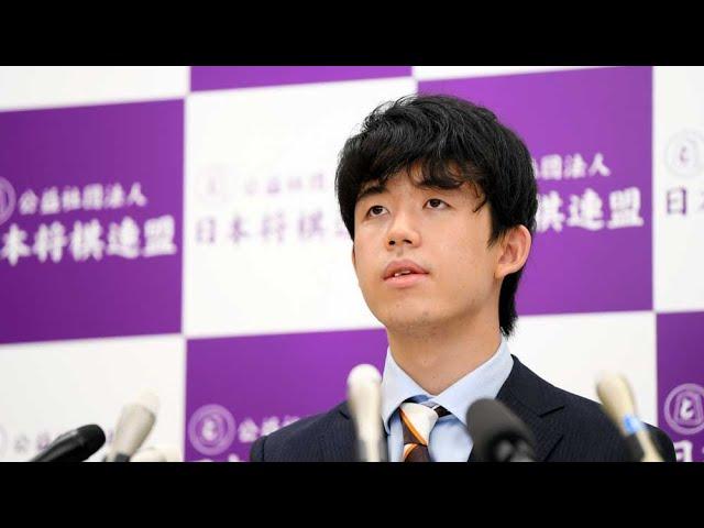 藤井七段、棋聖挑戦権を獲得 タイトル挑戦の最年少記録