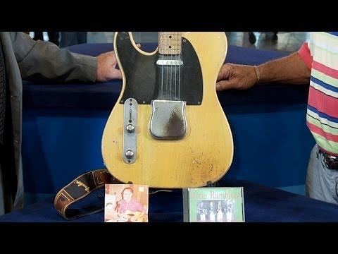 Web Appraisal: 1951 Left-Handed Fender Telecaster