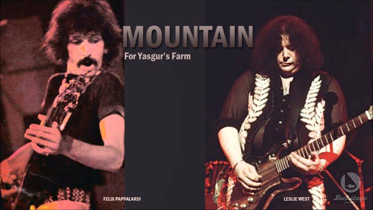 Mountain - For Yasgur's Farm - YouTube