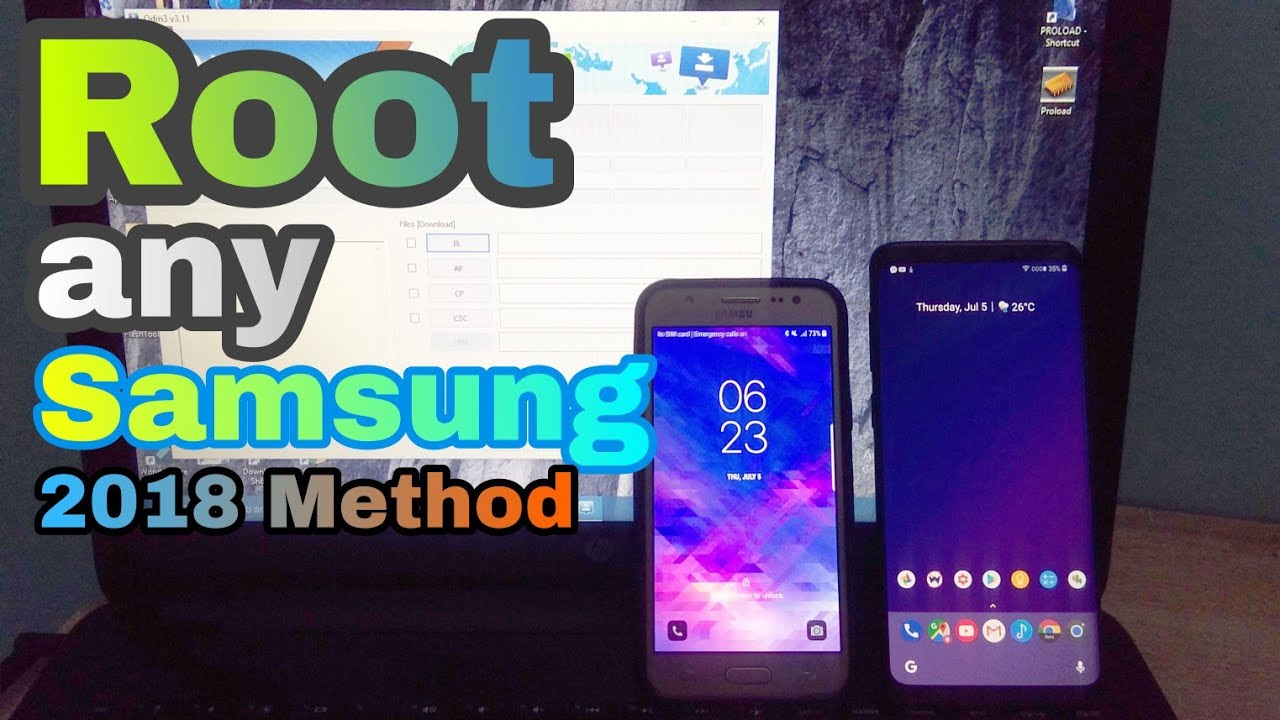 How to Root and Install TWRP on Samsung Galaxy S9/S9+/N9 and any other  Samsung Galaxy- 2018 Method