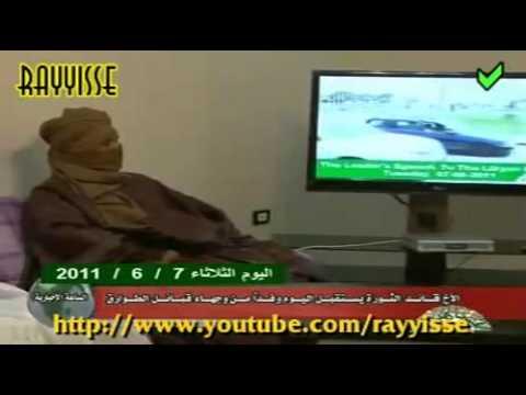 Libya protest: GADDAFI A HERO! TUAREGs LIBYA  [libyasos]