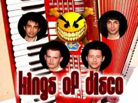Akcent - King of Disco (Album Version) Lyrics