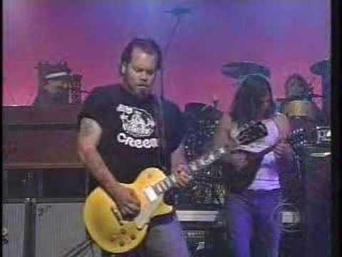 "Kid Rock ""I Am"" - Live on Letterman"