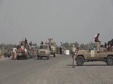 ميليشات الحوثي تتخذ المدنيين دروعا بشرية بالحديدة  - نشر قبل 3 ساعة