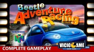 🎮 Beetle Adventure Racing (Nintendo 64) Complete Gameplay