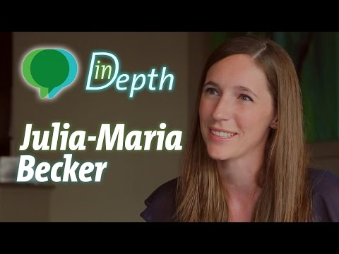 Julia-Maria Becker: The Student Energy Movement [Youth Climate Report: In-Depth]