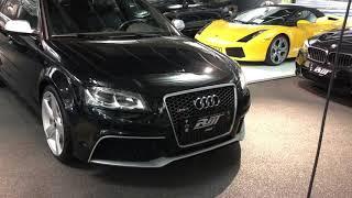 Audi RS3 Sportback 2.5 tfsi Quattro 340pk, de puntjes op de i!!