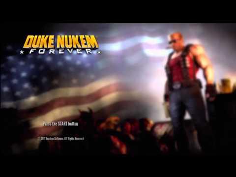 Duke Nukem Main MenuPause Screen 14 Minutes HD