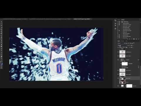 Russell Westbrook Wallpaper Design Speedart