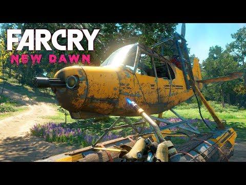 THIS WAS A TERRIBLE IDEA - Far Cry New Dawn Free Roam thumbnail
