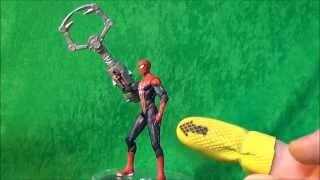 Amazing Spider-man (Grabby Lizard Claw) 1/18th figure