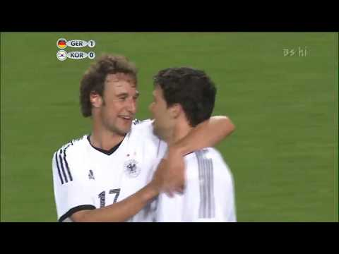 2002 FIFA World Cup Korea & Japan™ - Match 61 - Semi-finals - Germany 1 x 0 Korea Republic