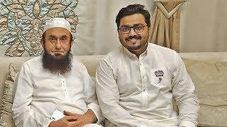 I Met Maulana Tariq Jamil | Latest 2018 | Kashan