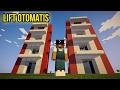 Cara Membuat Lift Otomatis Di Minecraft-keren Banget
