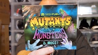 Opening the May 2021 Geek Fuel Mystery Box + Good Value!