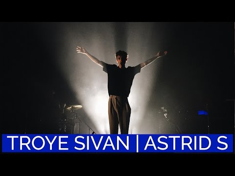 TROYE SIVAN   ASTRID S