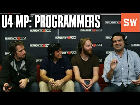 Uncharted 4 MP | Naughty Dog Programmers Interview