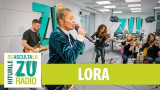 Lora - Ramas bun (Live la Radio ZU)
