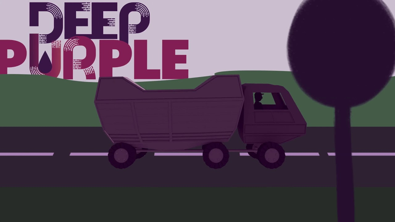 Official DEEP PURPLE EU Project Animation Video