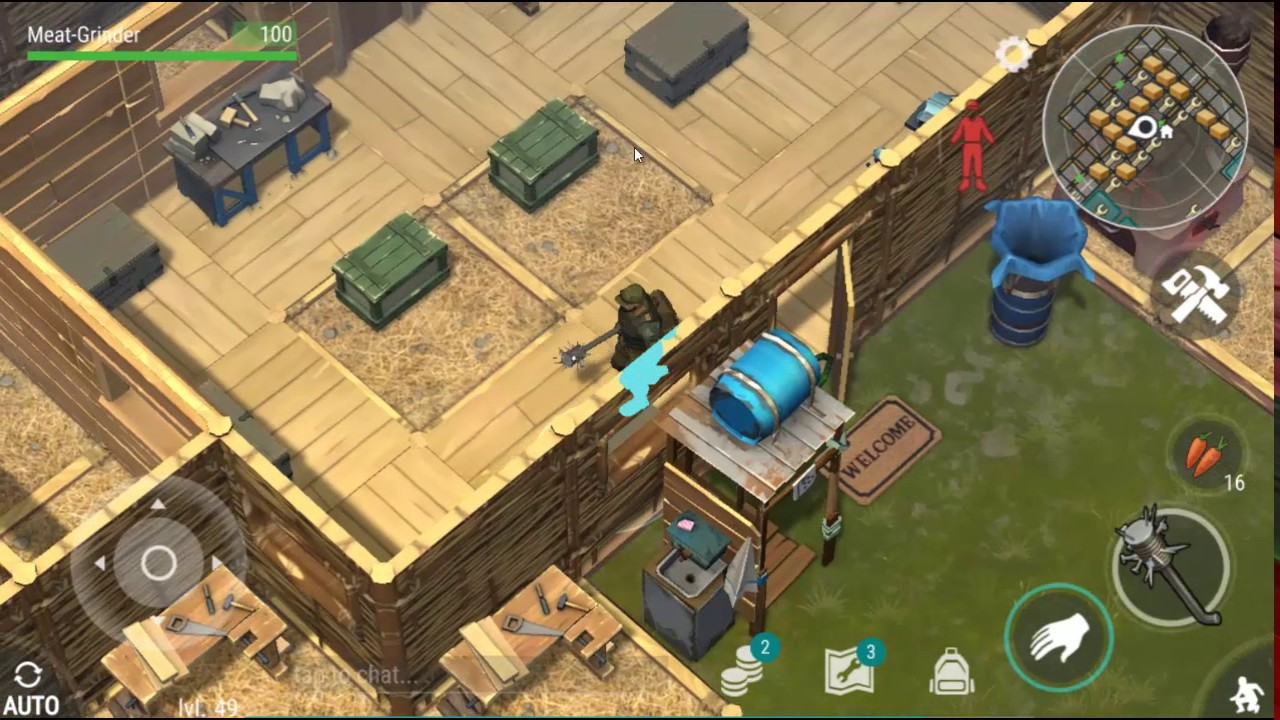 last day on earth survival my house overview - Earth Home Designs