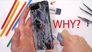 ROG Phone 5 Teardown! - Why did it break?!
