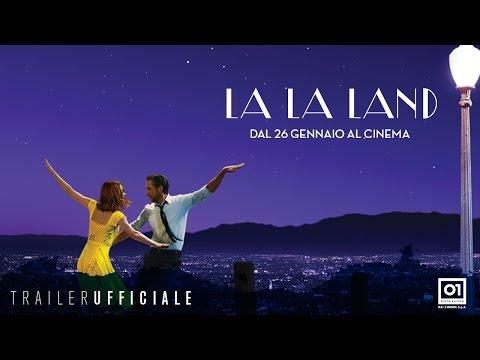 LA LA LAND (2017) di Damien Chazelle - Trailer Ufficiale ITA HD